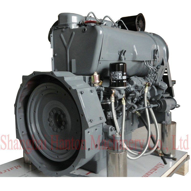 Deutz F4L912T Air Cooling Generator Water Pump Diesel Motor Engine