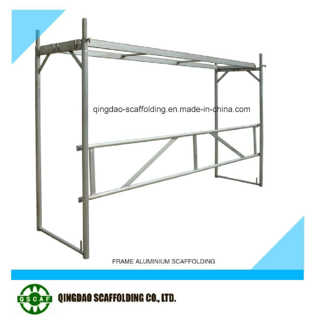 European Scaffolding Frame Aluminium Frame System for Sale pictures & photos