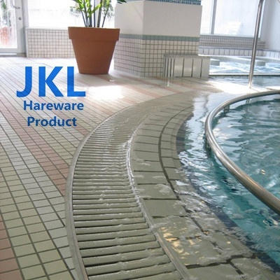 China Swimming Pool Grating Drain Channel Building