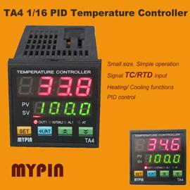 [Hot Item] Ta Series Auto Tuning Pid Temperature Controller (TA4-SNR)