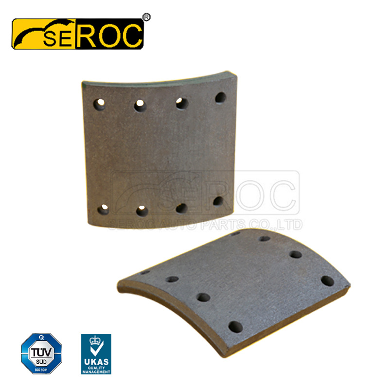 Brake Lining For Heavy Duty Truck 19477 China Brake Parts Sj 30 1 Brake Lining 19477 Made In China Com