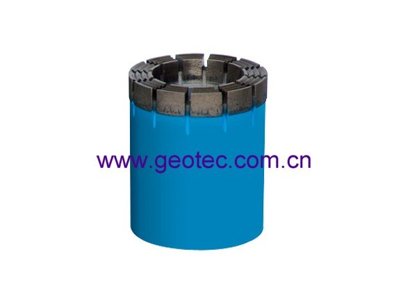 Impregnated Diamond Core Bits Aq Bq Nq Hq Pq