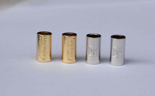 European Standard Enamel, Painted and Electroplated Brass Alloy Stopper Button