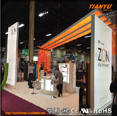 Exhibition Booth Contractor : China exhibition display booth contractor for trade show china