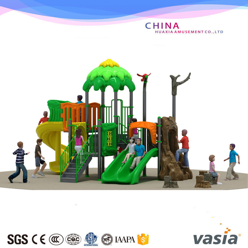 2016 Used Commercial Outdoor Playground for Hot Selling pictures & photos