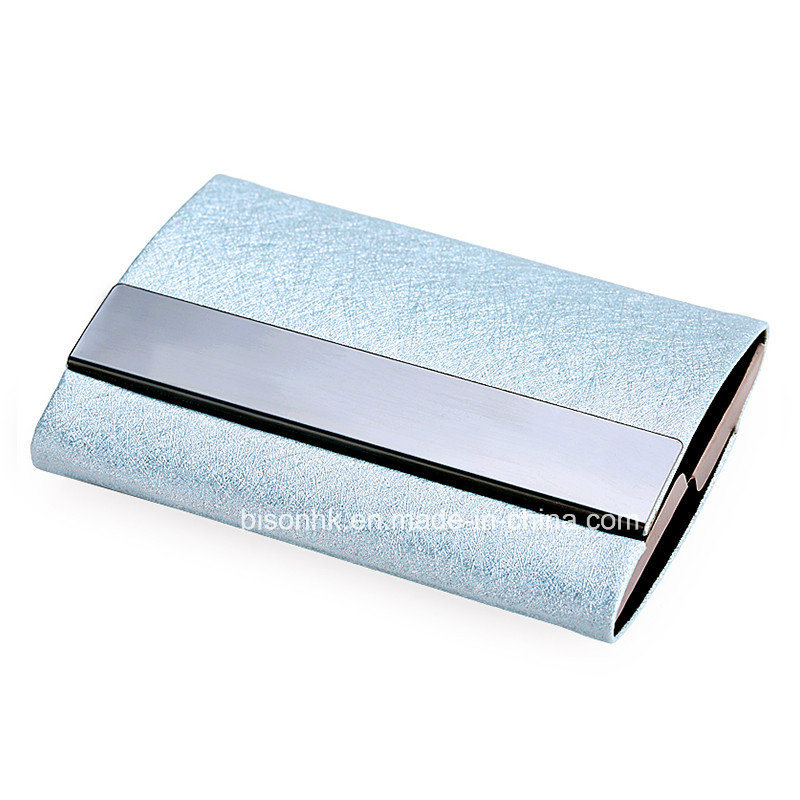 China New Arrival Double Sided Business Card Holder, Name Card ...