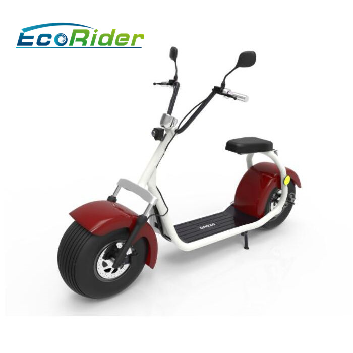 [Hot Item] New Design Remove Battery Citycoco Electric Scooter with Ce EEC