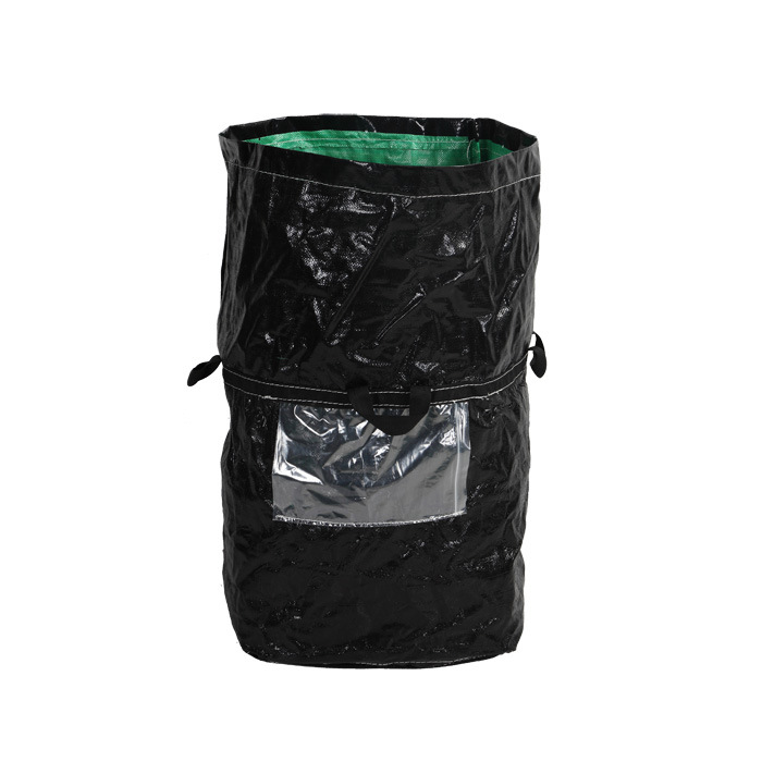 PP Woven Yard Garbage Container Bag pictures & photos