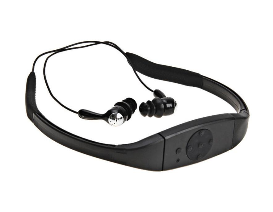 Fashion Headset FM Radio Waterproof MP3 Player Ipx8 Waterproof pictures & photos