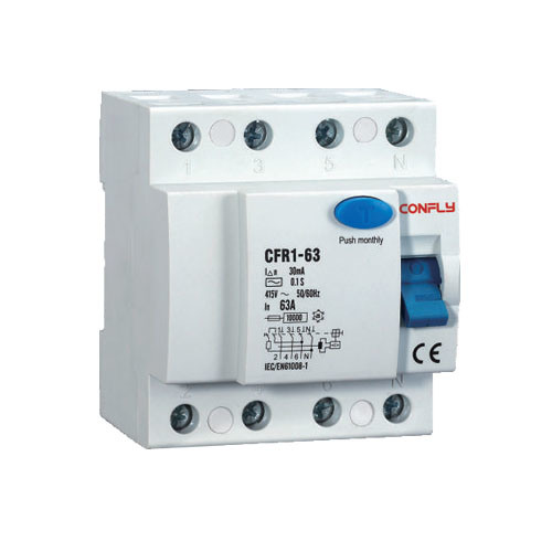 Cfm1-63 Miniature Circuit Breaker Ce CB RoHS Approved 6ka/10ka MCB pictures & photos