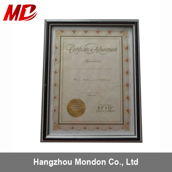 China Cheap Ps Froam A4 Certificate Frames China Wholesale