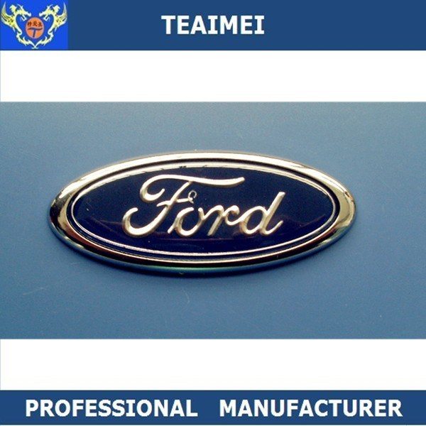 China New Style Car Logo Car Decal Emblem Badge For Ford China