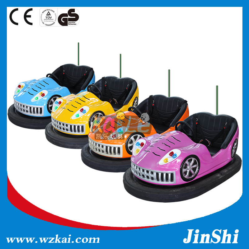 China 2019 Cartoon Racing Skynet Electric Bumper Cars New Kids