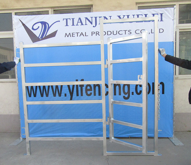 China Cattle Panel, Race Bow, Cattle Yard or Horse Yard Panels ...