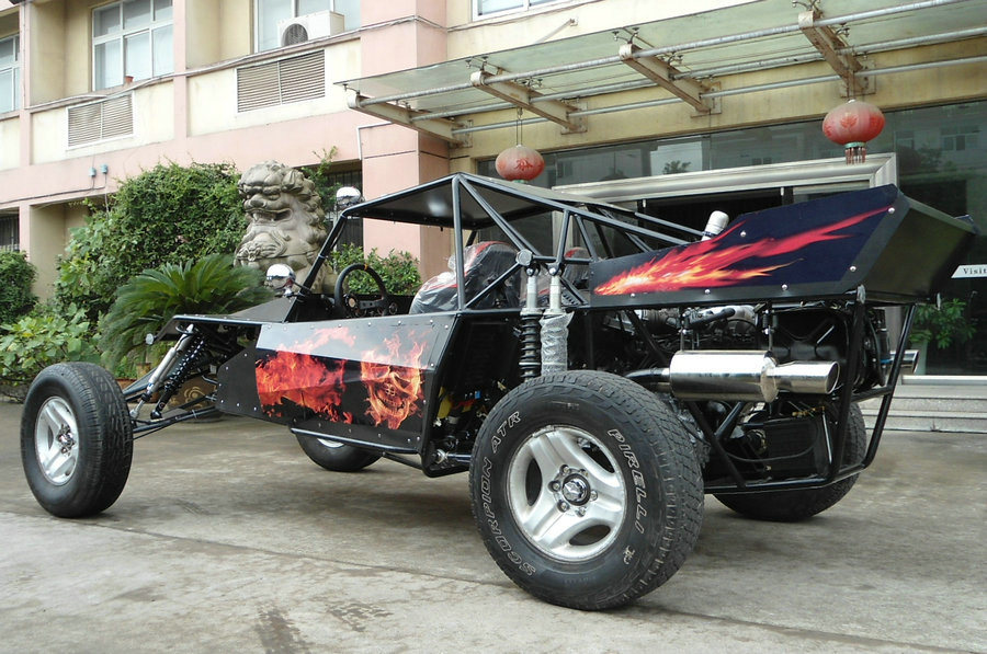 Double Seats Dune Buggy (Sand Rocket) pictures & photos