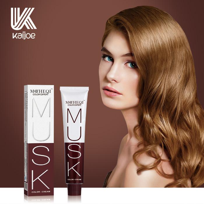 China Best Cover Grey Hair Salon Permanent Hair Dye China Hair