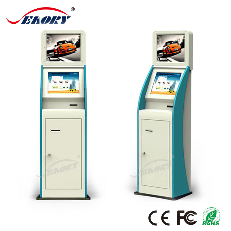 China Customized Display Floor Standing Computer Business Card ...