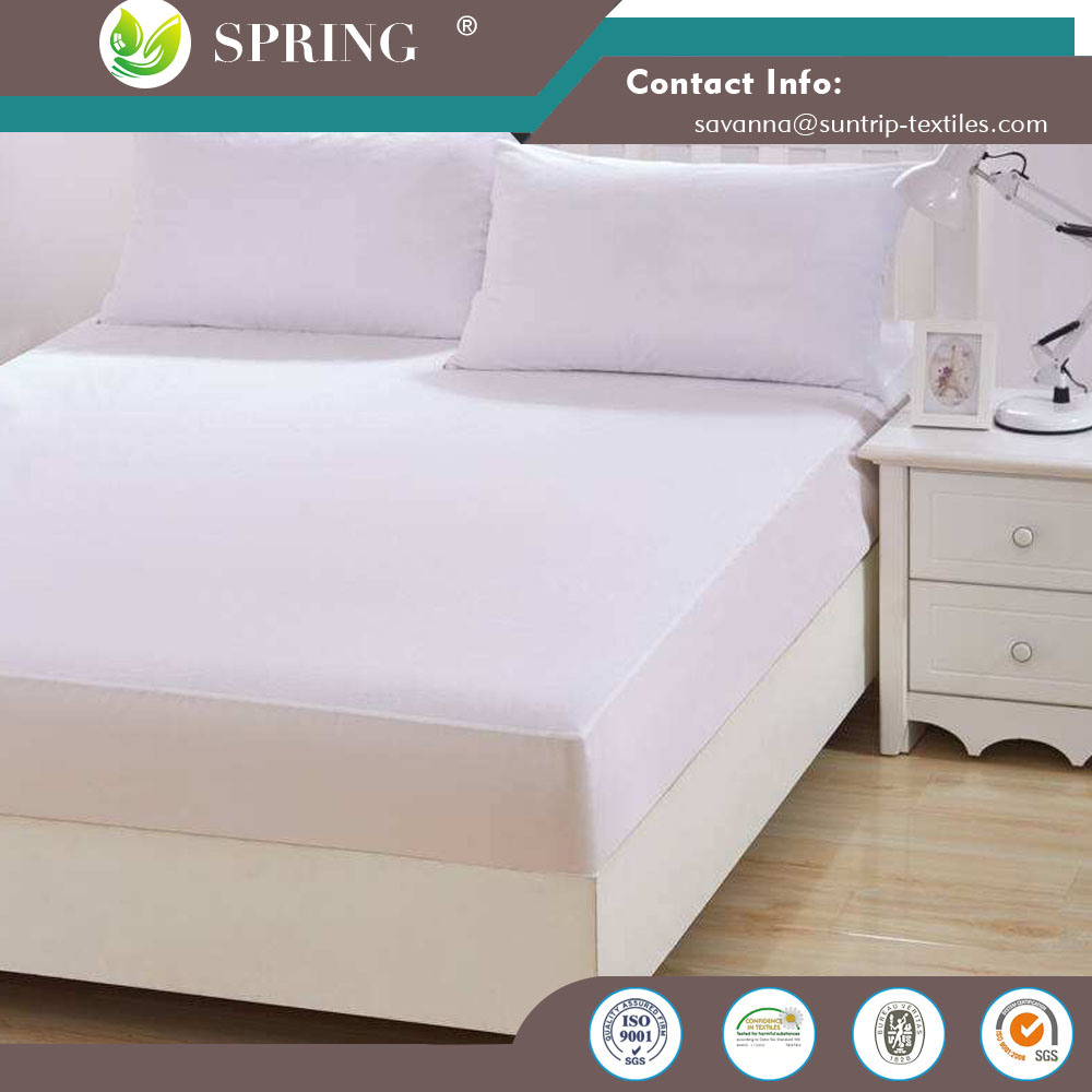 New Terry Towel Waterproof Mattress Protector Elastic Fitted Cover All Sizes