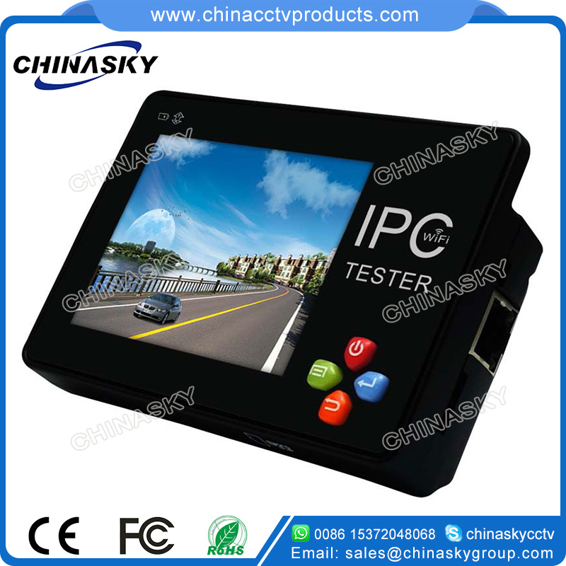 "3.5"" Cvi, Tvi, Ahd, Analogue All-in-One CCTV Test Monitor (CT2800HDA) pictures & photos"