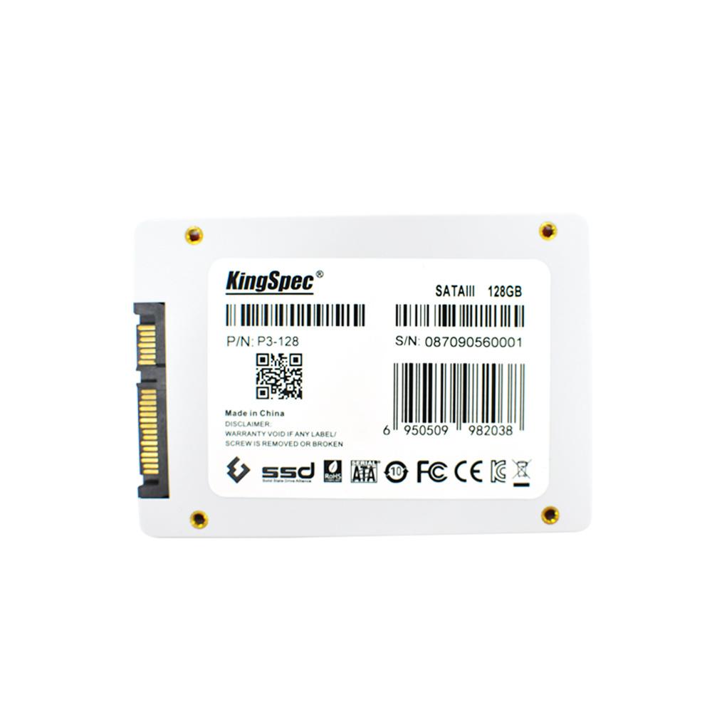China Sale Kingspec 2.5 SATA III 6GB/S SATA 3 SATA 2 HD