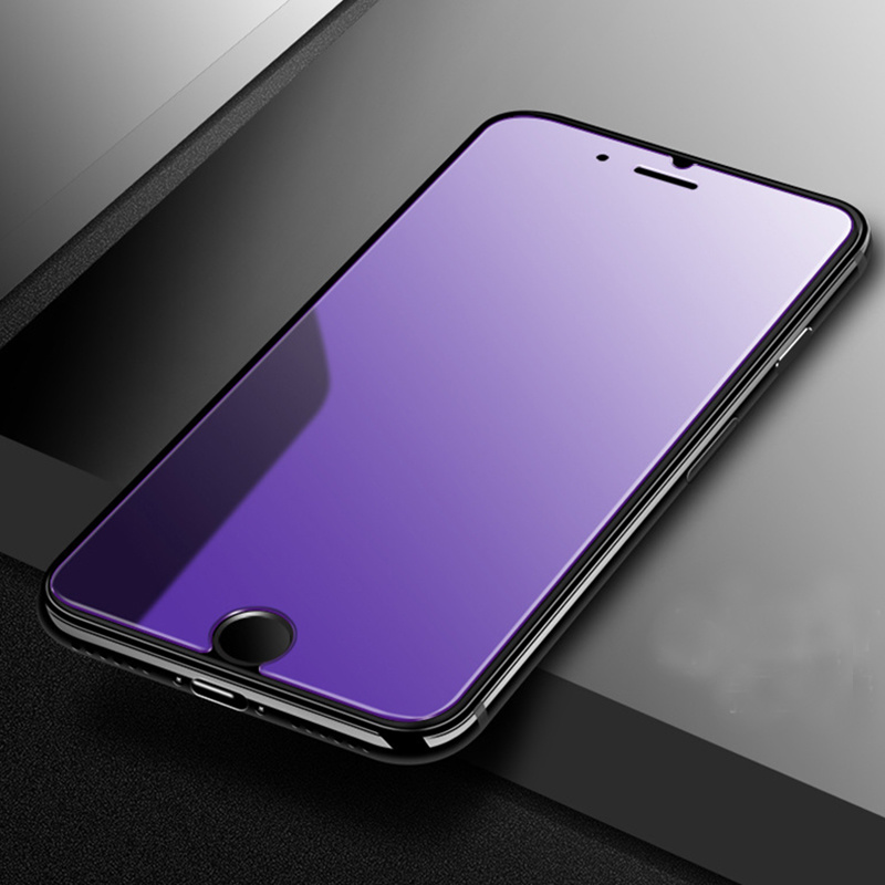 China 2 5D Blue Ray Toughened Tempered Glass Cell Phone