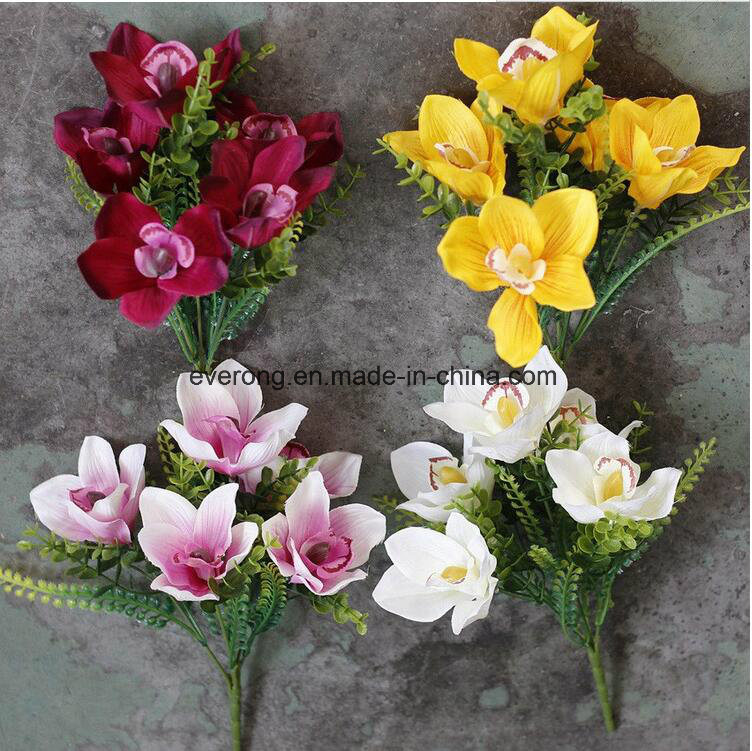 China wedding flower order form template artificial flowers silk wedding flower order form template artificial flowers silk purple artificial orchid flowers faux flowers in bulk suppliers mightylinksfo