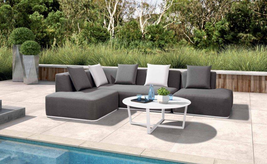 Sunbrella Fabric Sofa Outdoor Furniture