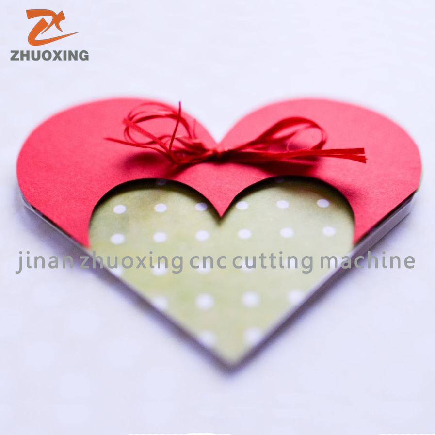 China Greeting Card Making Paper Cutting Machine Photos Pictures