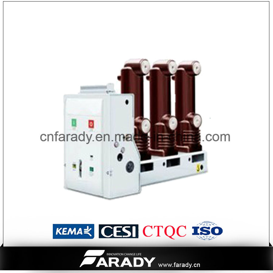 Change Circuit Breaker China Vb4p S 10kv 630a 315ka Lateral Type Indoor Vacuum Vcb
