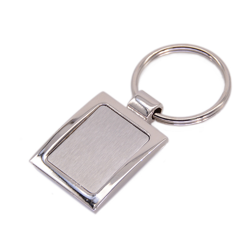 Wholesale Direct Price Custom Blank Metal Keychain pictures & photos
