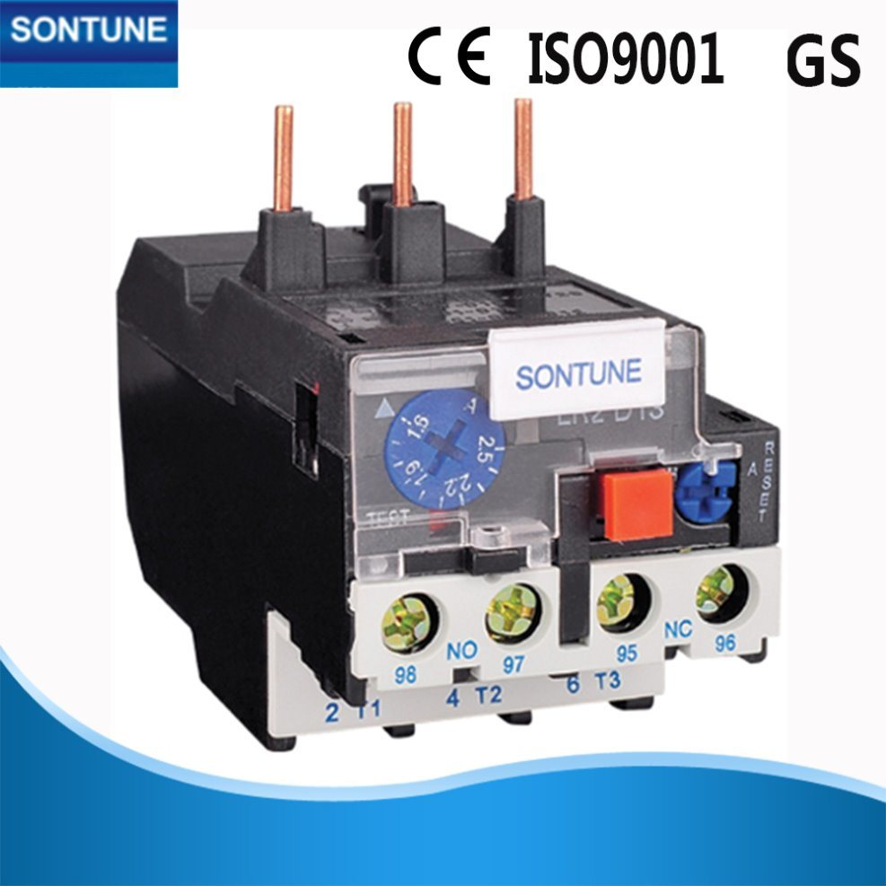 China Digital Automotive Electromagnetic Relay Three Phase 10a With Images Current Adjusting Scale Ac Contactor Thermal