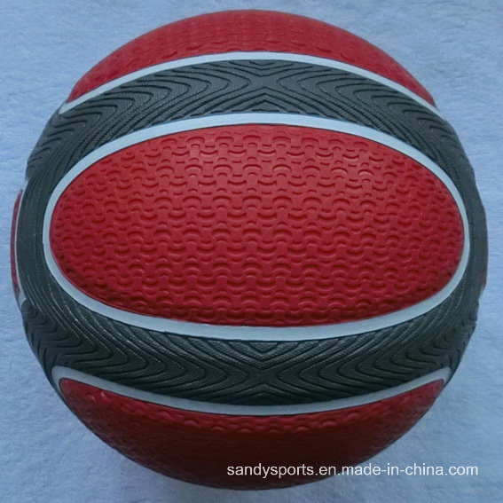 High Quality Special Tyre Rubber Basketball pictures & photos