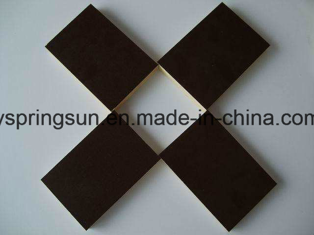 18mm Black Faced Film Plywood pictures & photos