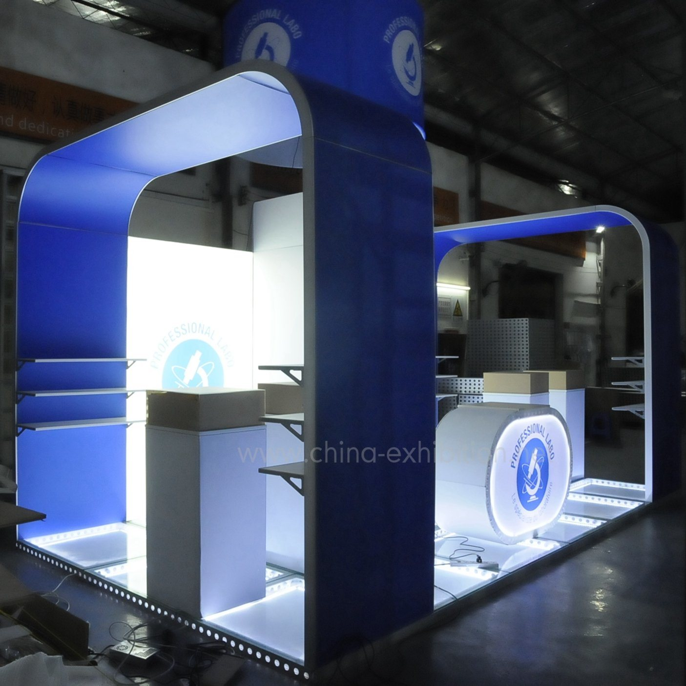 Exhibition Booth Backdrop : China booth exhibition stand backdrop tradeshow stands displays