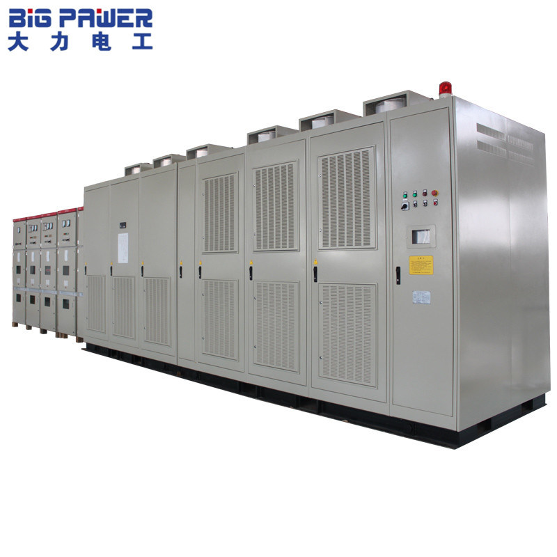 Hvfs Series High Voltage Frequency-Converting (frequency inverting) Soft Starter