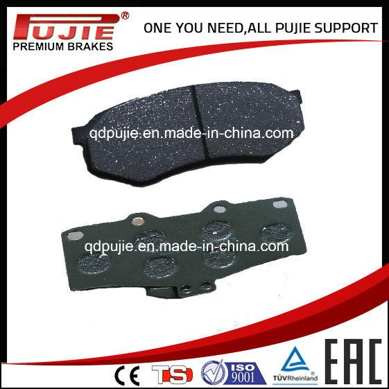 Toyota Brake Pads >> Hot Item Auto Parts D433 D436 Semi Metallic For Toyota Brake Pads