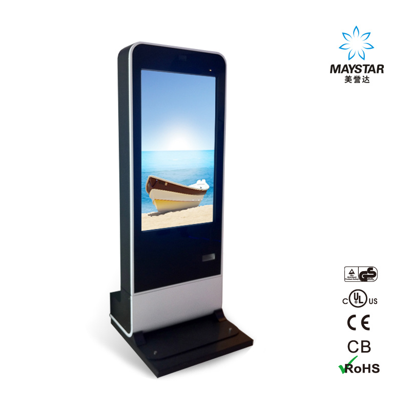Floor Wholesale Andriod Display LED LCD Monitor Media Advertising Player pictures & photos