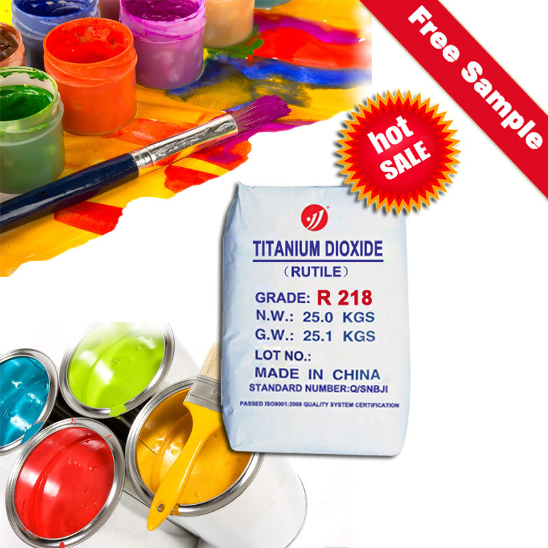 [Hot Item] Rutile Titanium Dioxide Similar as Tronox Cr828