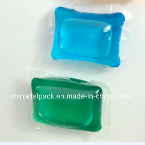 China Oemodm Washing Liquid Detergent With Water Soluble Film And