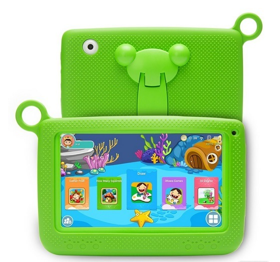 Xmas Gift 7 Inch Kids Tablet PC for 3D Games Learning and Entertainment