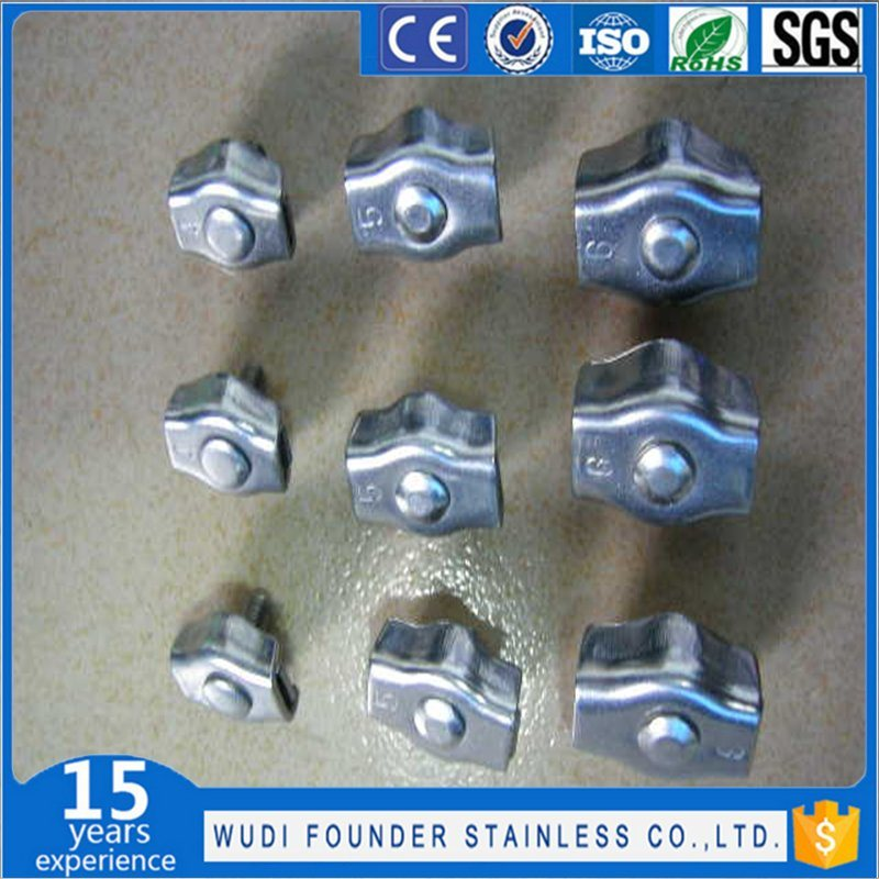 China Hardware Simplex Wire Rope Clips - China Hardware, Stainless ...