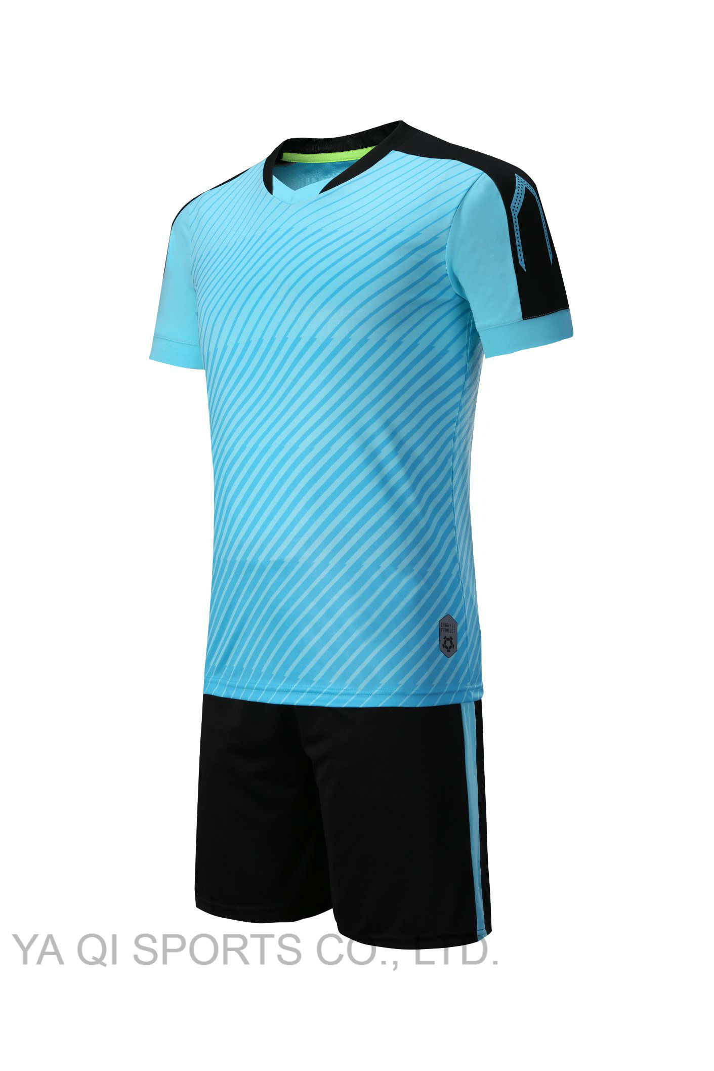 China Wholesale Youth Soccer Uniform Training Football Jerseys Soccer  Uniforms New Design Soccer Jersey - China Men Suits ccc61075a
