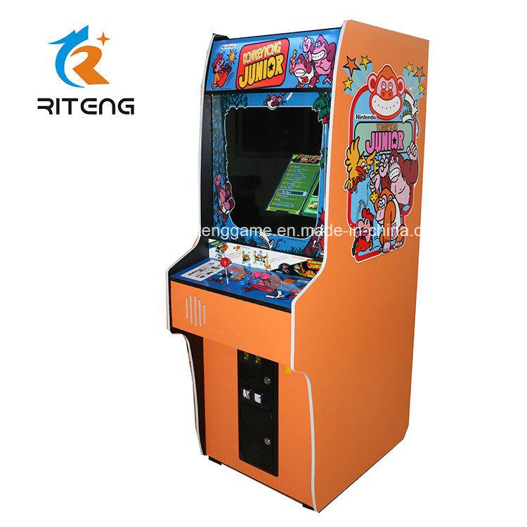 China Donkey Kong Jr 60 Games Arcade Game Machine China Donkey