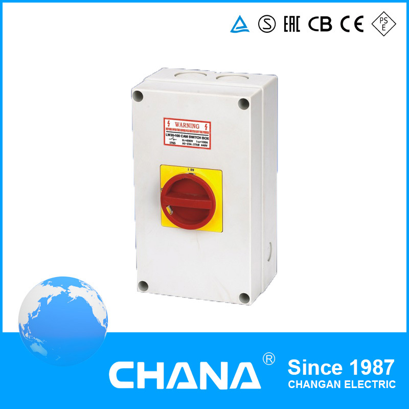 LW30-20 20A Door Interlocked Isolator
