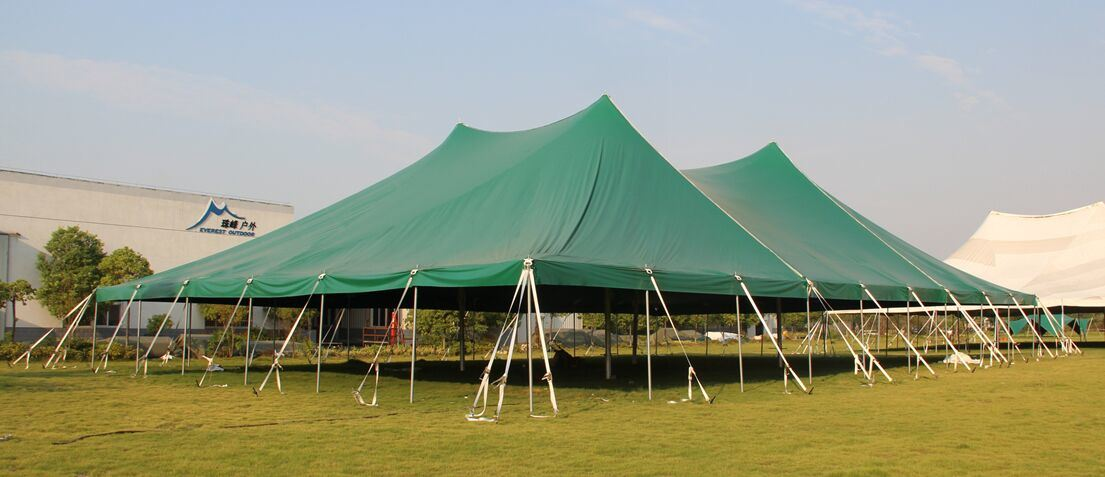 Super Quality Large Outdoor Pole Tent pictures & photos