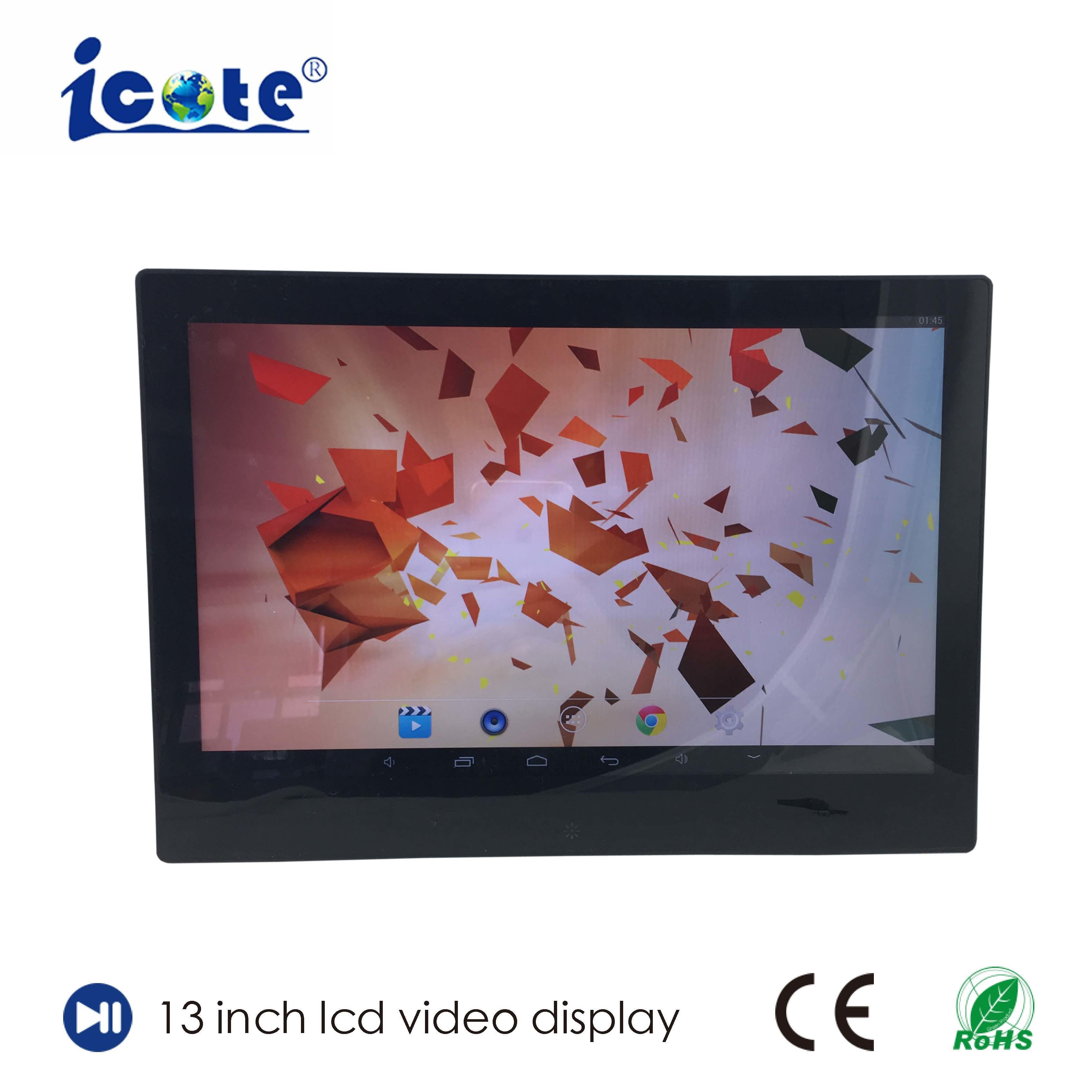China Christmas Digital Frame Gift 13\