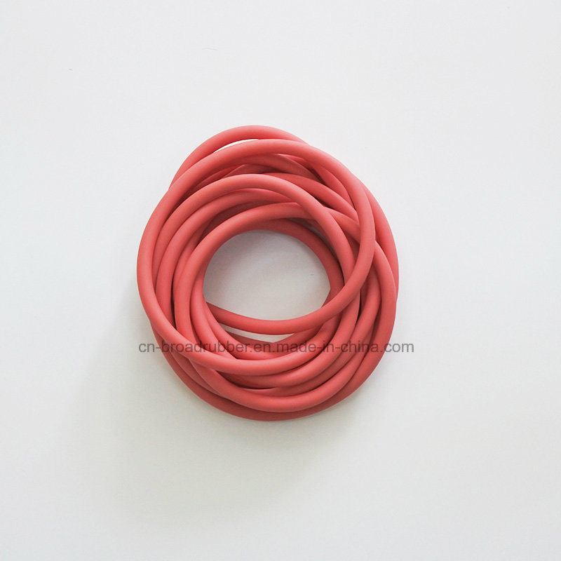 Custom Colored Natural Latex Soft Rubber Tubing for Wide Applications