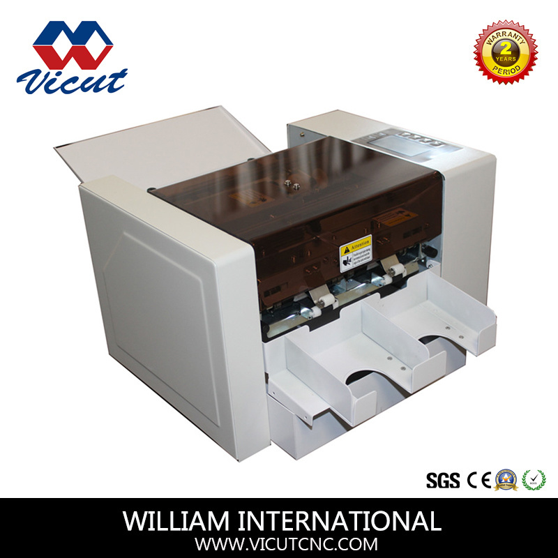 China Multi-Functional Card Slitter Business Card Cutter - China ...