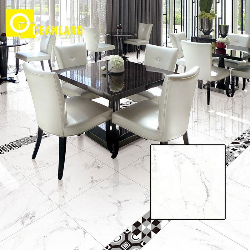 China 24x24 Waterproof Kitchen Floor Flower Glazed Porcelain Tile China Tiles Floor Tile