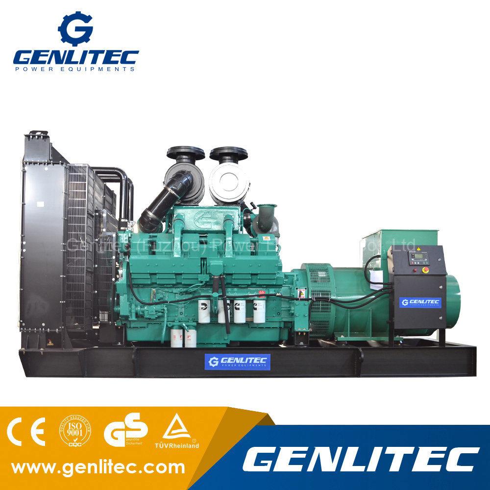 China Cummins Kta38-G2 Diesel Engine Powered 600kw/750kVA Diesel Electric  Power Generator - China Generator, Diesel Generator